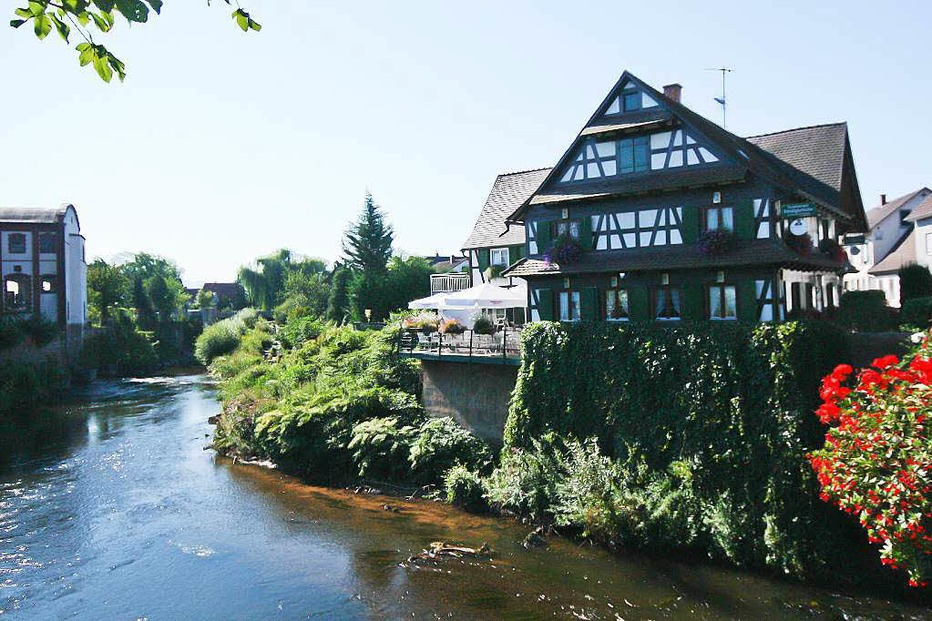 Restaurant Kinzigbr�cke - Willst�tt