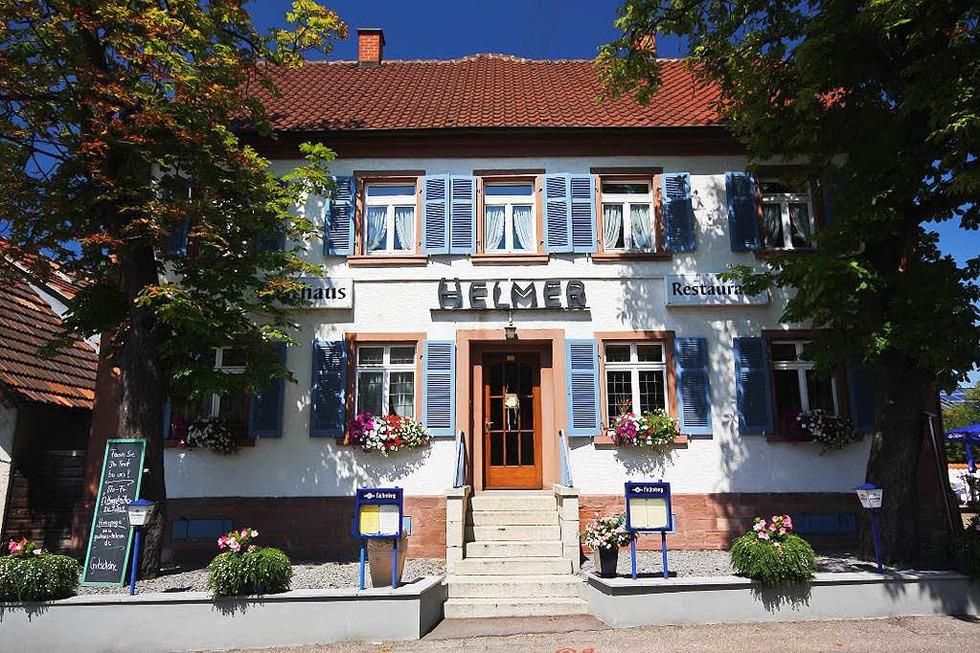 Gasthaus Helmer (Elgersweier) - Offenburg