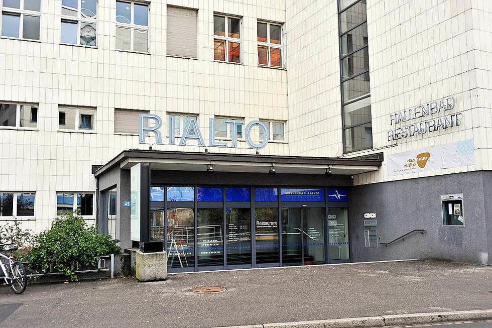 Hallenbad Rialto - Basel