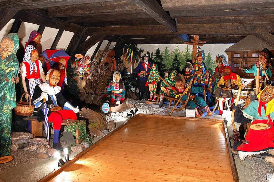 Museum des Verbandes Oberrheinischer Narrenzünfte - Kenzingen