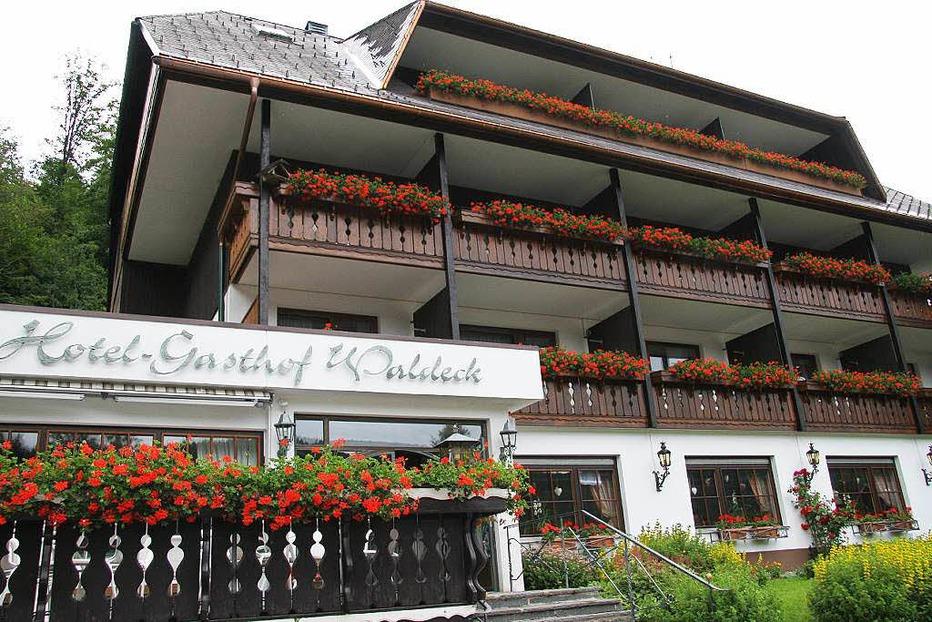 Hotel-Gasthof Waldeck - St. Blasien
