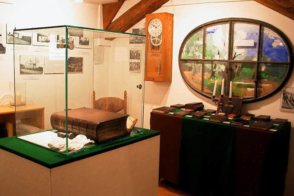 Bibelmuseum (Lutherkirche) - Efringen-Kirchen