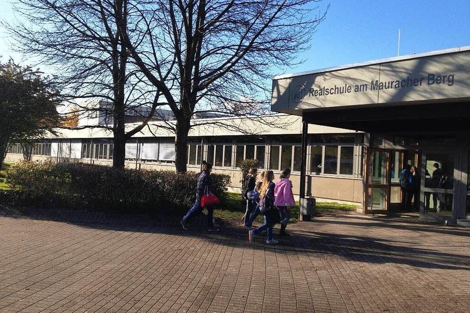 Realschule am Mauracher Berg - Denzlingen