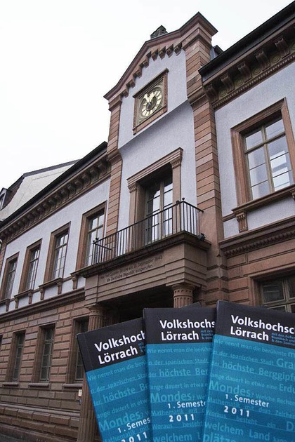 Volkshochschule - Lörrach