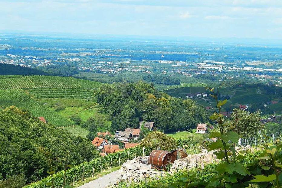 Schlafen im Weinfass - Sasbachwalden