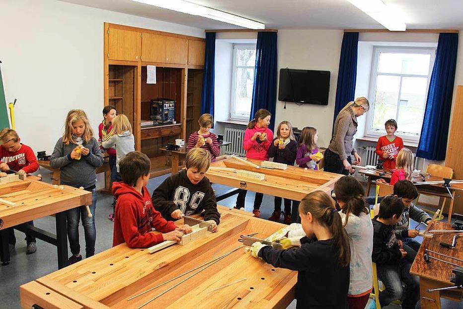 Schule Bachheim - Löffingen