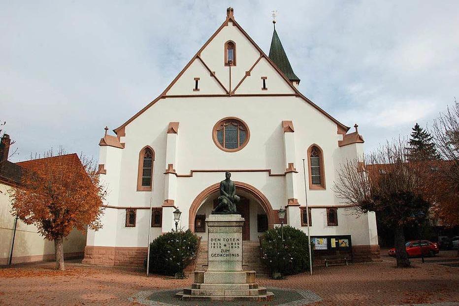 Katholische Kirche St. Georg (Ehrenstetten) - Ehrenkirchen