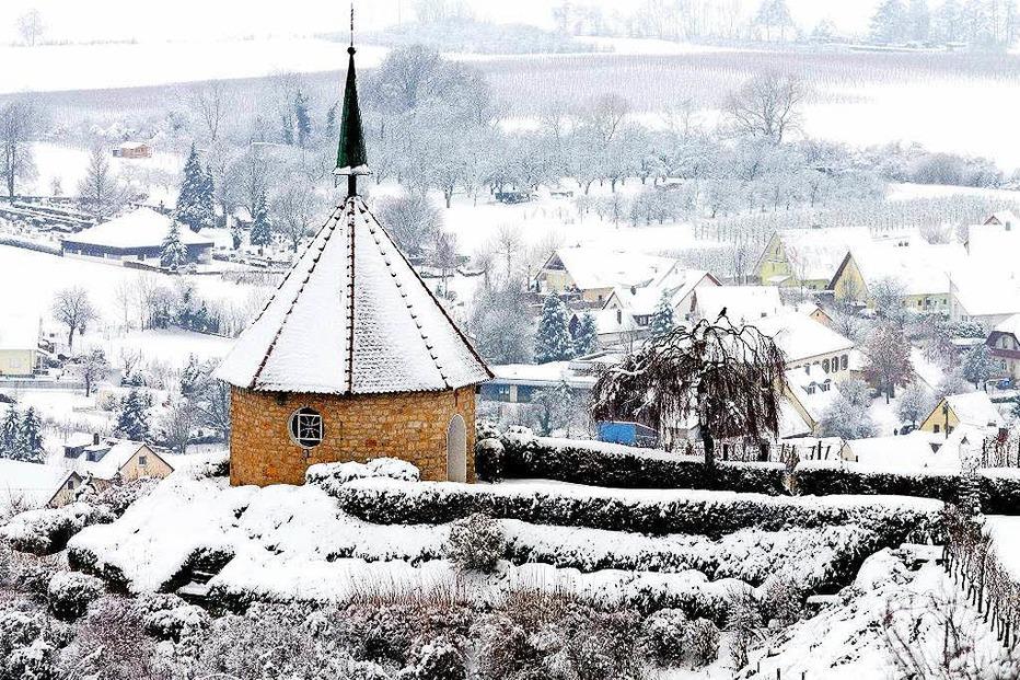 Ölberg-Kapelle - Ehrenkirchen