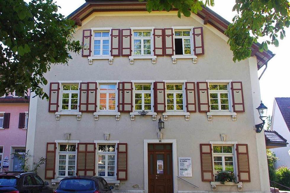 Pfarrzentrum St. Gallus - Kirchzarten
