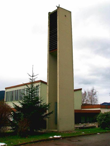 Evang. Heiliggeistkirche - Kirchzarten