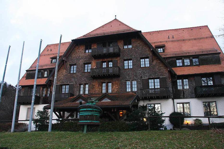 Hotel-Restaurant Luisenhöhe (geschlossen) - Horben