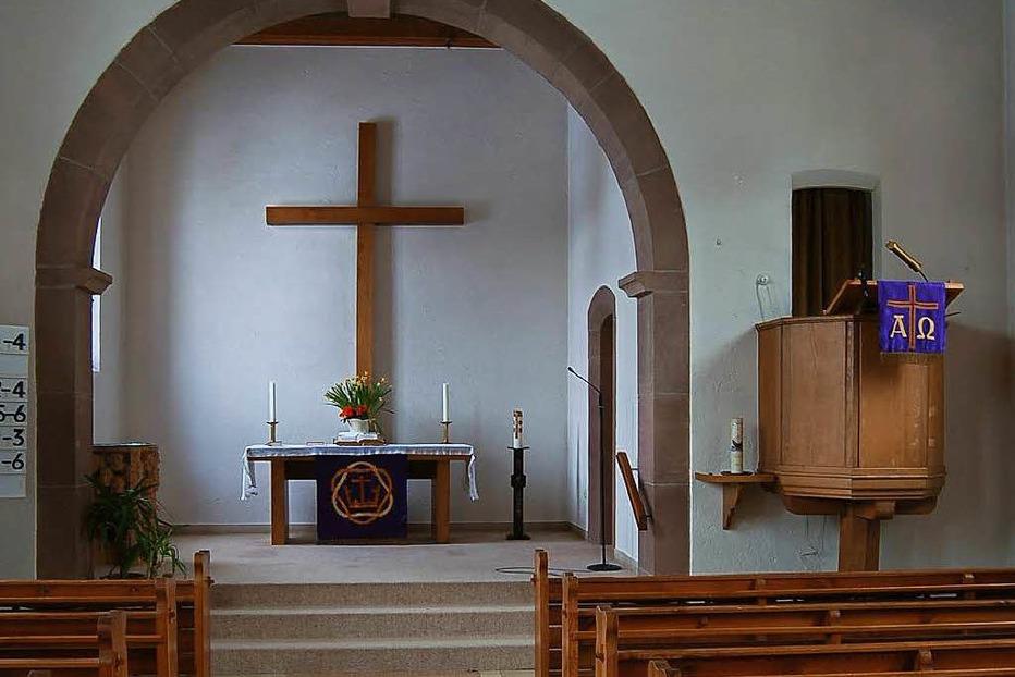 Evangelische Unterkirche - Lenzkirch