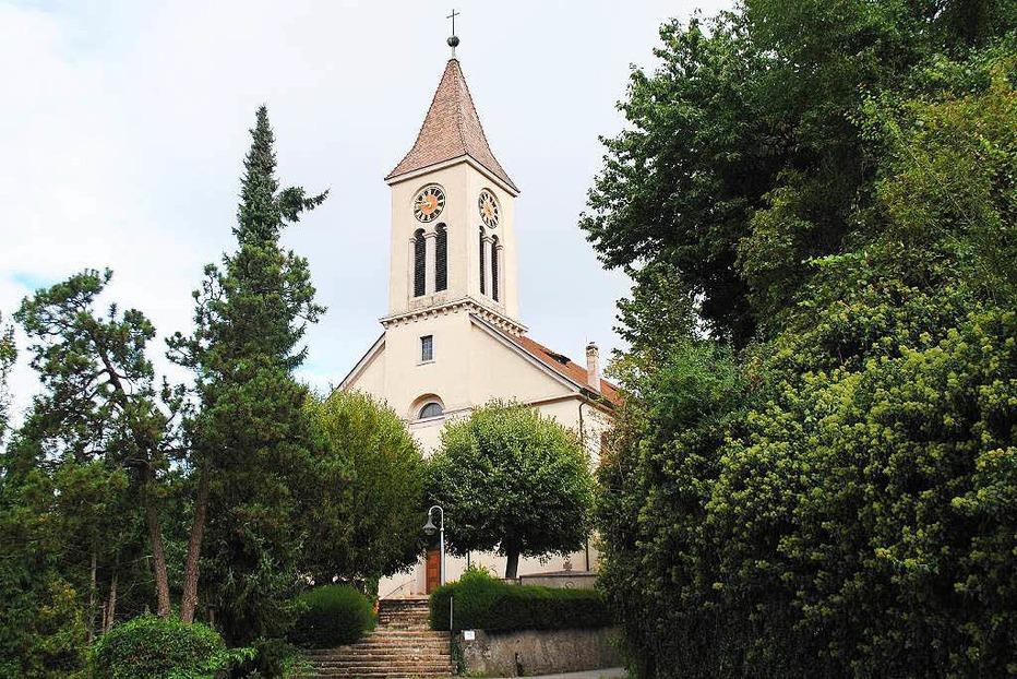 Kreuzkirche - Auggen