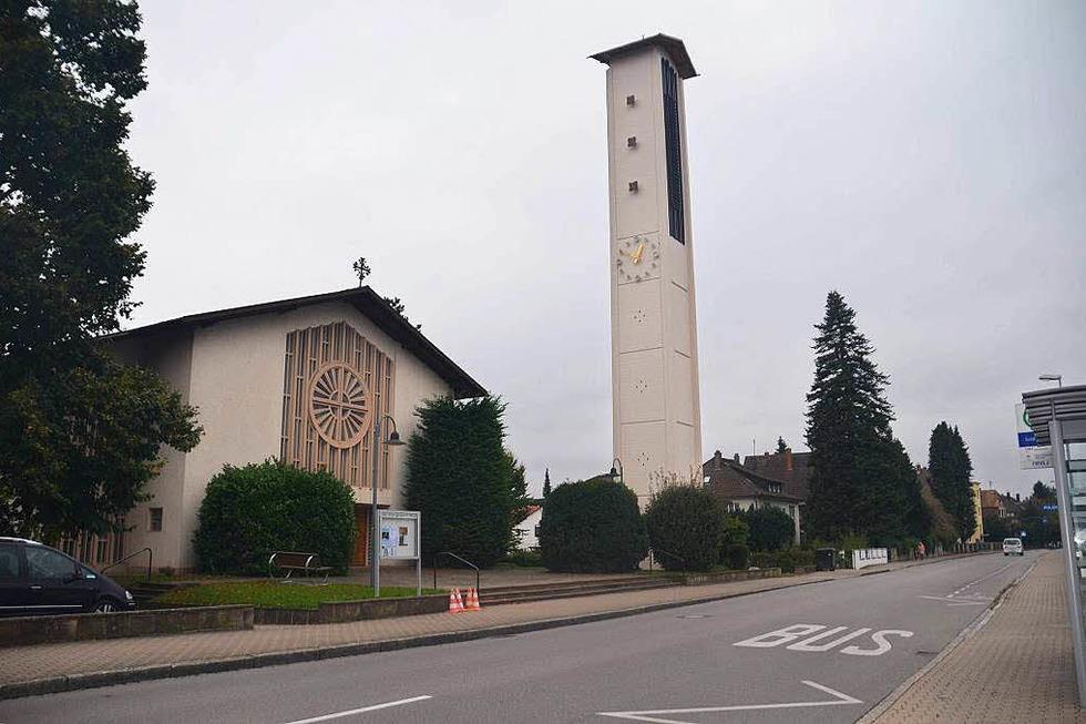 Kirche St. Michael (Grenzach) - Grenzach-Wyhlen