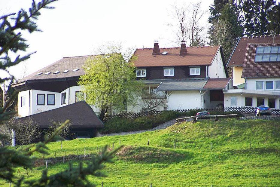 Berghaus Johannes (Kaltenbach) - Malsburg-Marzell