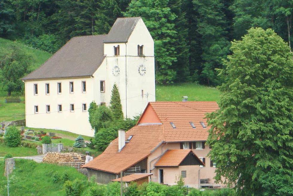 Ev. Michaelskirche (Kaltenbach) - Malsburg-Marzell