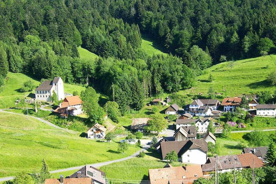 Ortsteil Kaltenbach - Malsburg-Marzell