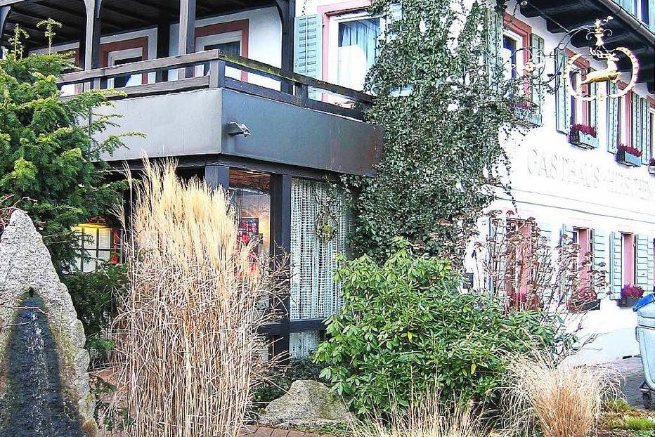 Gasthaus Hirschenstube (Buchholz) - Waldkirch