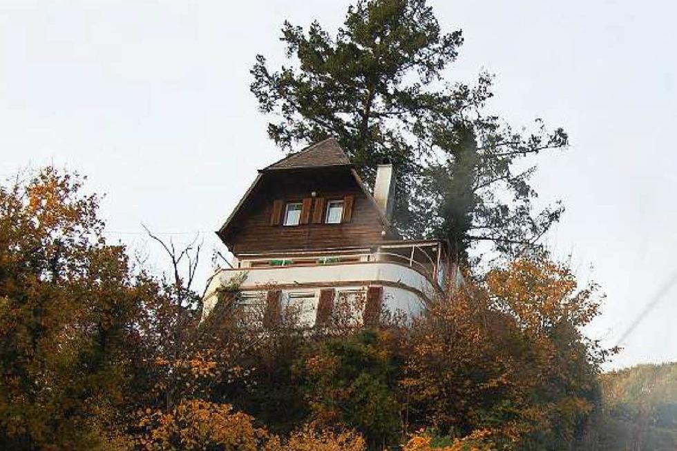 Jägerhäusle Kilkus im Rebberg (Buchholz) - Waldkirch