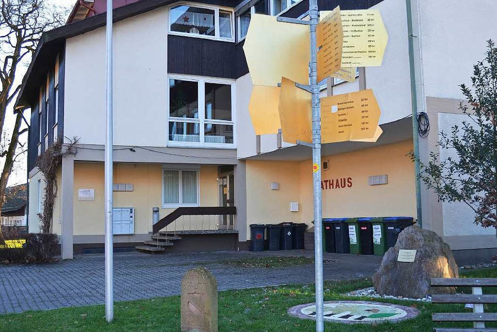 Rathaus Buchholz - Waldkirch