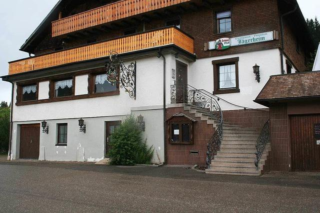 Gasthaus Jägerheim auf dem Rinken