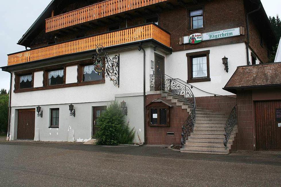 Gasthaus Jägerheim auf dem Rinken - Hinterzarten