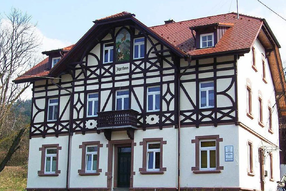 Früheres Gasthaus Jägerhaus - Elzach