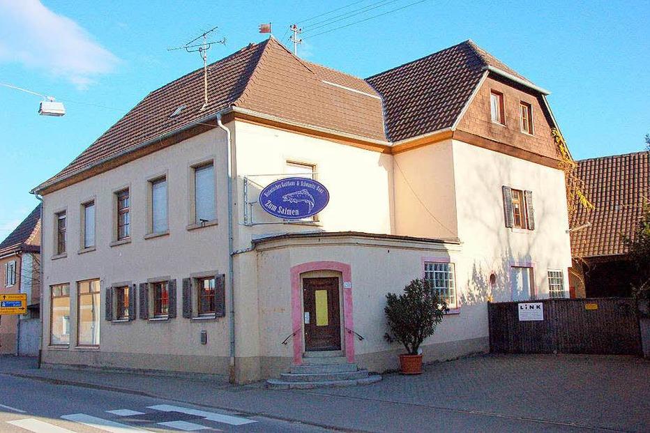 Schwanitzhaus zum Salmen - Hartheim