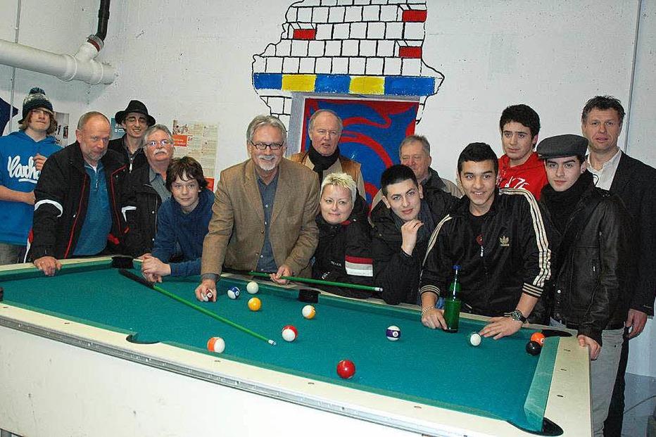 Jugendtreff Hauingen - Lörrach
