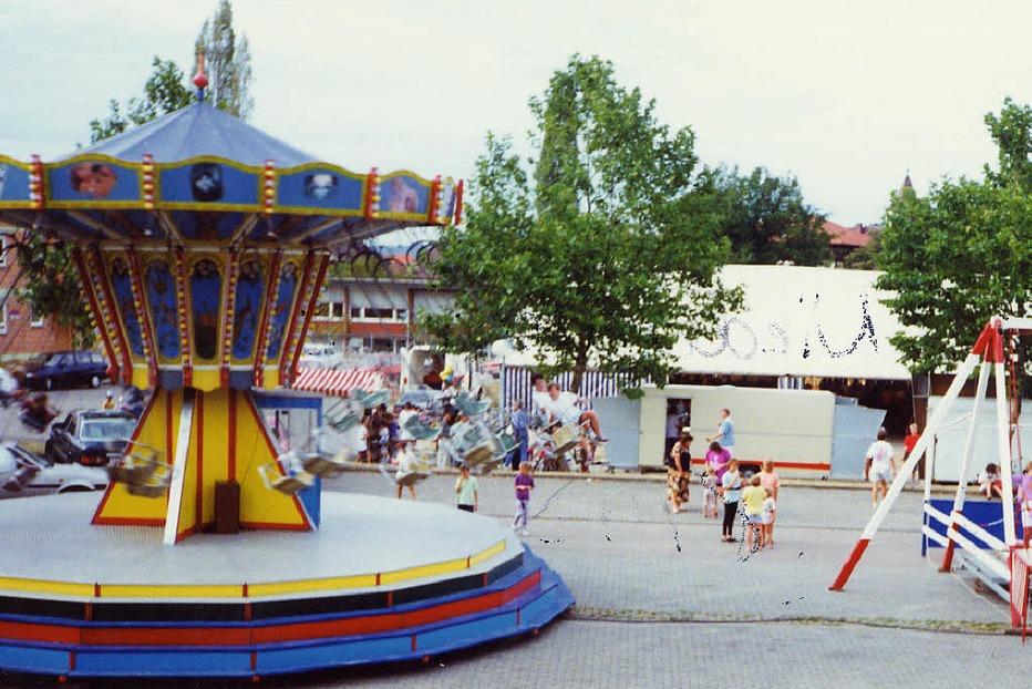 Festplatz Niederrimsingen - Breisach