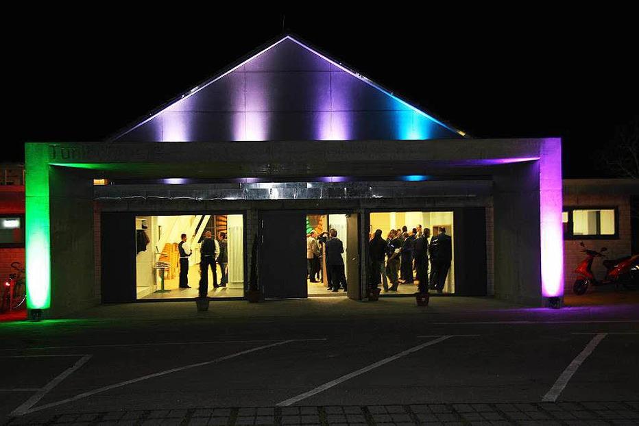 Tuniberghalle Oberrimsingen - Breisach