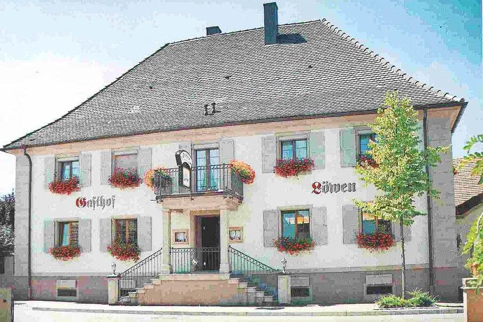 Gasthaus Löwen (Oberrimsingen) - Breisach