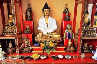 Tibet-Kailash-Haus