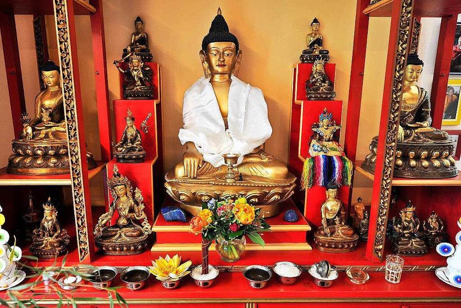 Tibet-Kailash-Haus - Freiburg