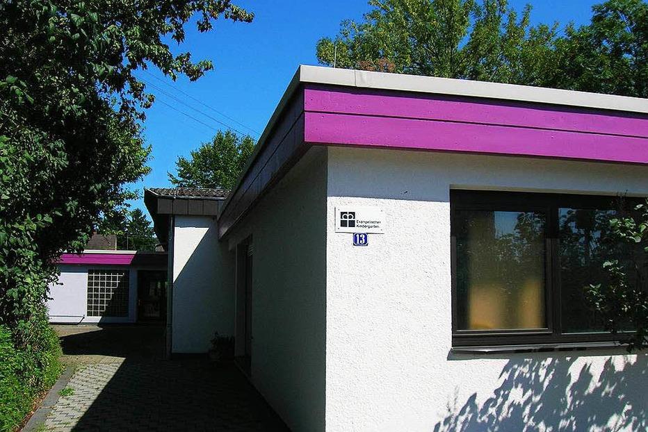 Ev. Kindergarten Wunderfitz (Kollmarsreute) - Emmendingen