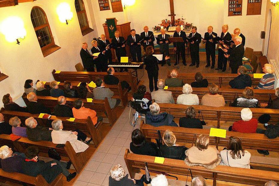 Ev. Kirche Windenreute - Emmendingen