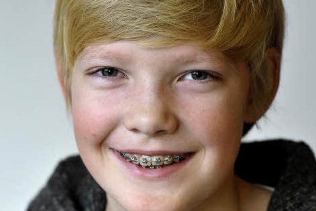 Valentin Lautz ist 14 Jahre alt und hat erfolgreich einen Kurzfilm gedreht