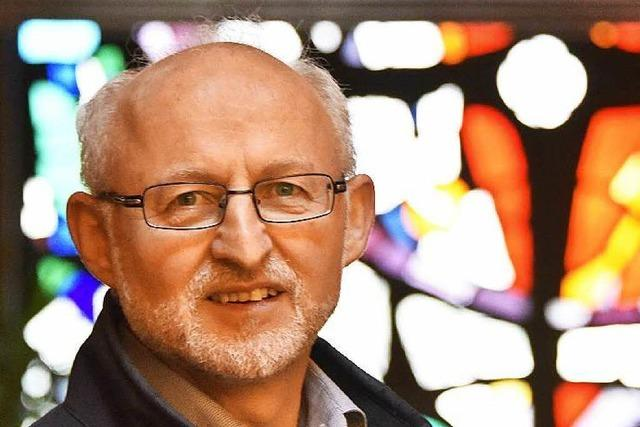 Werte: Für Pfarrer Wehrle ist helfen selbstverständlich