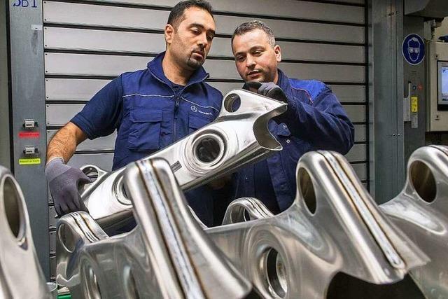 IHK-Chef: Nicht alle Betriebe sind offen für Zuwanderer