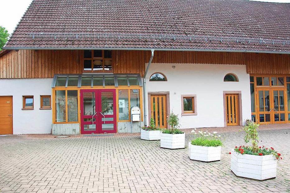 Dorfscheune Lipburg - Badenweiler