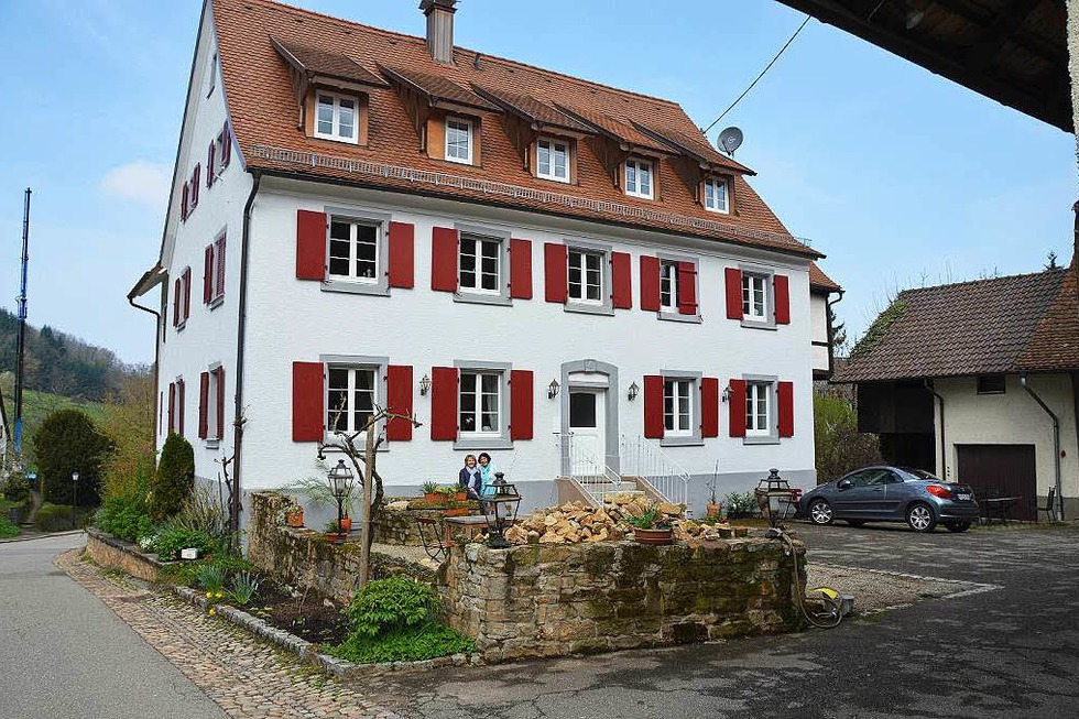 Dorfgasthaus Schwanen Lipburg (geschlossen) - Badenweiler