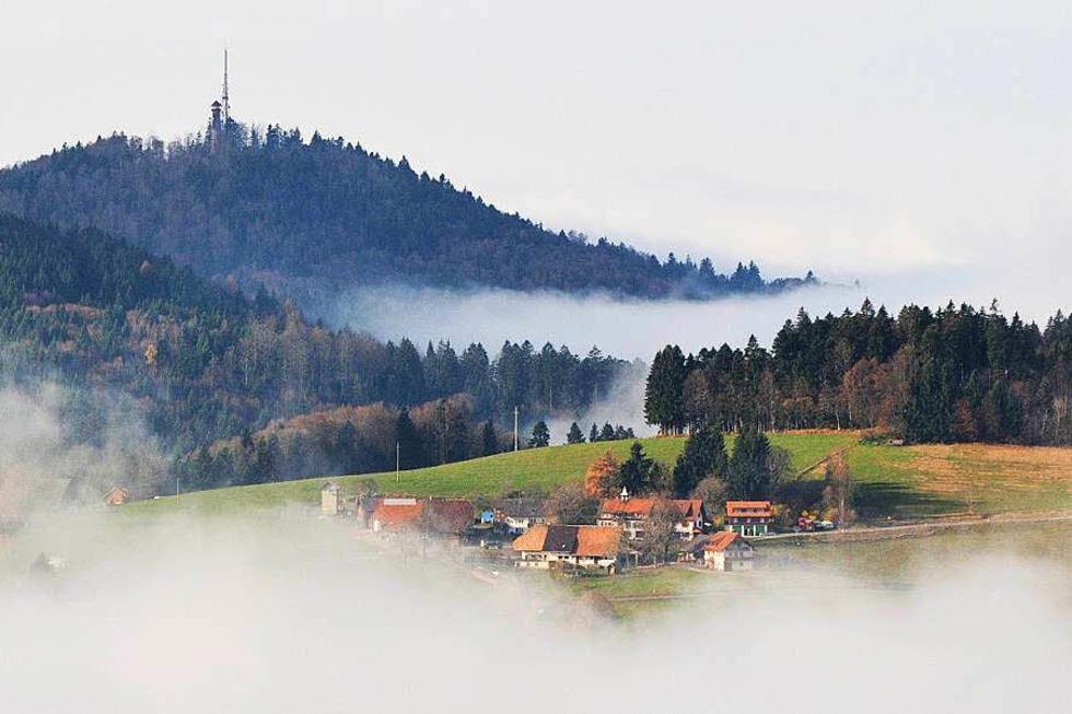 Schlechtbach - Schopfheim