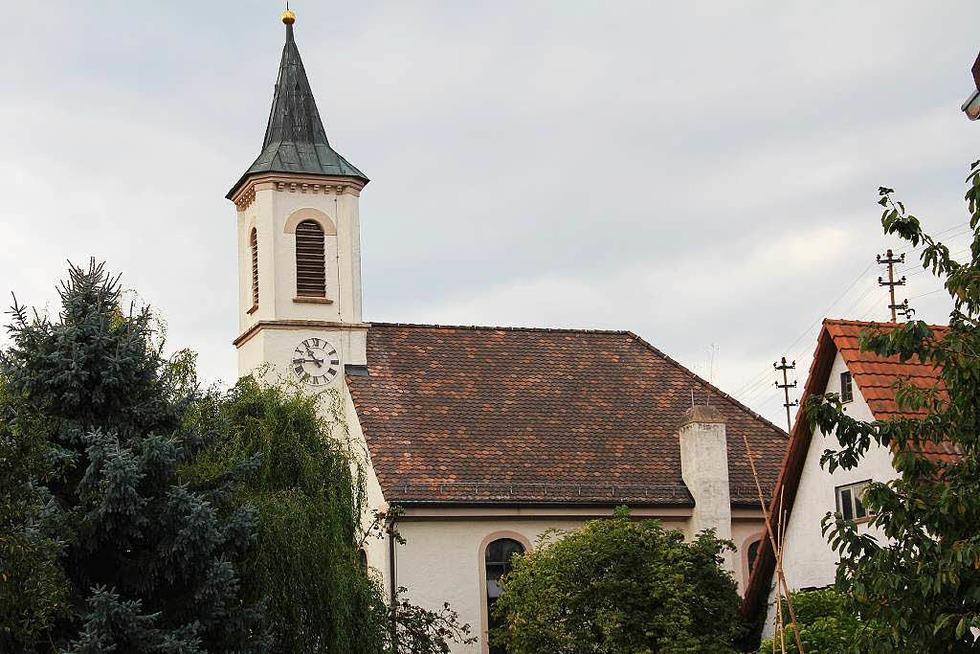 Dorfkirche Gallenweiler - Heitersheim