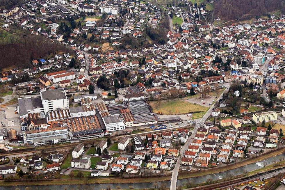 Ortsteil Brombach - Lörrach