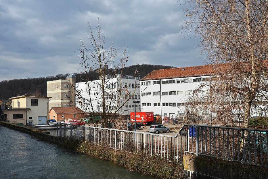 Schöpflin-Areal Brombach - Lörrach