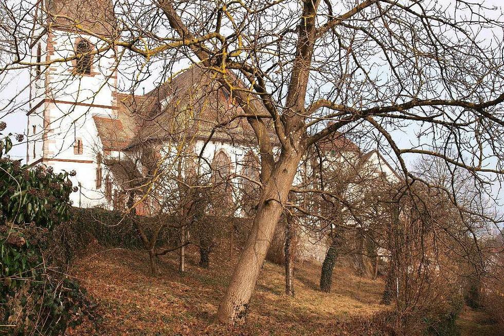 Ev. Germanuskirche (Brombach) - Lörrach