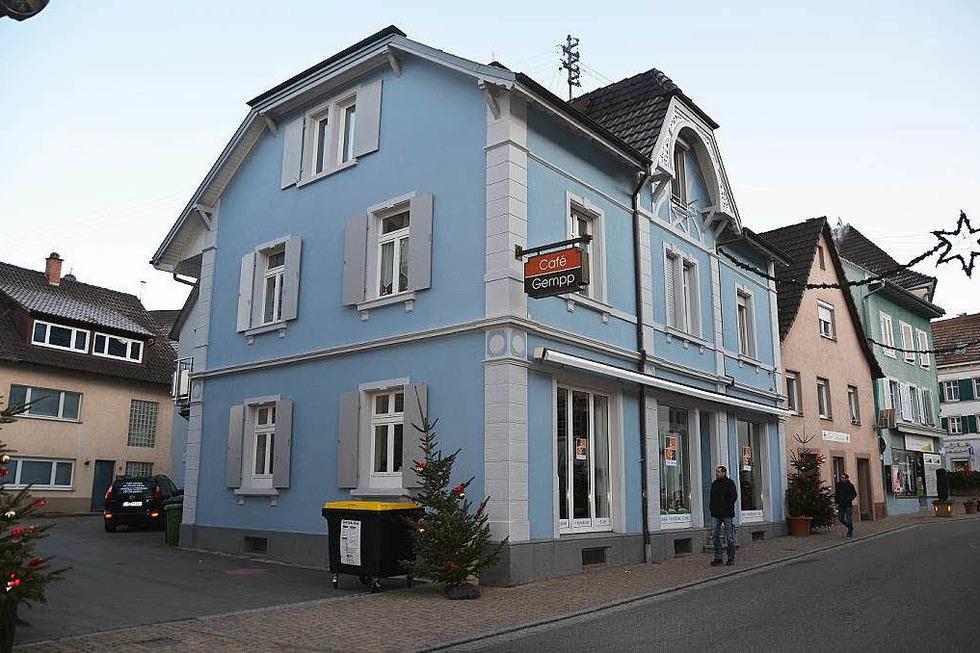 Café Gempp (geschlossen) - Kandern