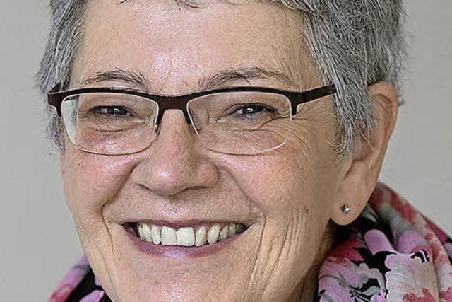 Marie-Luise Krabbe war 15 Jahre lang Vorsitzende des Pfarrgemeinderats