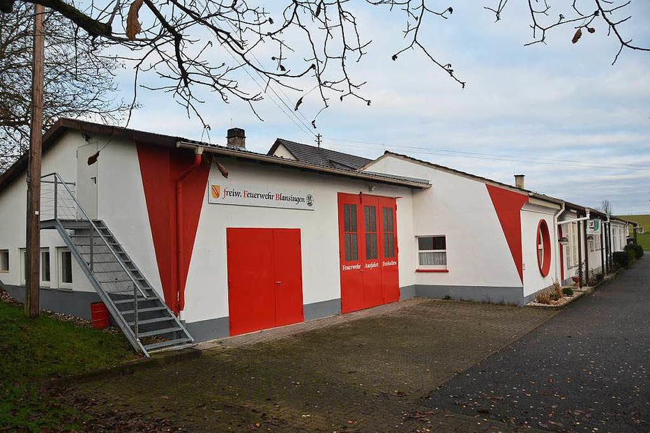 Feuerwehrhaus Blansingen - Efringen-Kirchen