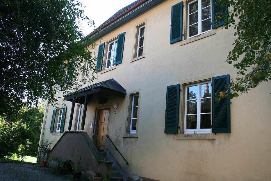 Ev. Pfarrhaus (Tannenkirch) - Kandern
